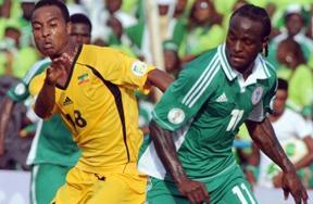 مباراة نيجيريا و اثيوبيا