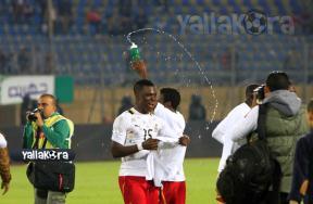 مباراة مصر وغانا 2
