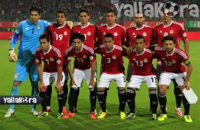 كواليس مصر و غانا