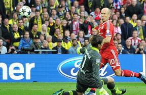 مباراة بروسيا دورتموند و بايرن ميونيخ