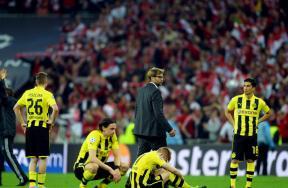 ردود أفعال لاعبي بايرن ودورتموند بعد انتهاء المبار