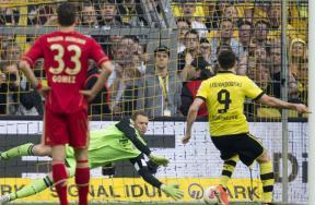 صور مباراة بروسيا دورتموند وبايرن ميونخ