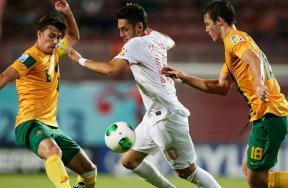مباراة استراليا وتركيا