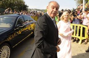 حفل زفاف تشافي هيرنانديز