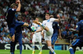 مباراة فرنسا وأوروجواي