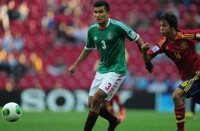 مباراة أسبانيا والمكسيك