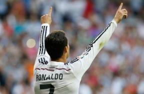 الشوط الأول من ريال مدريد وبرشلونة