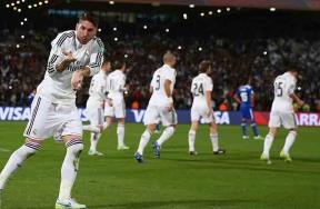 مباراة كروز أزول وريال مدريد