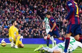 مباراة برشلونة وقرطبة