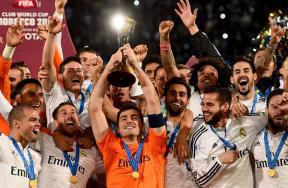 تتويج ريال مدريد بمونديال الأندية