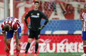 مباراة اتلتيكو مدريد ومالاجا