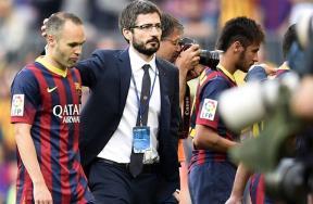 فرحة اتلتيكو مدريد بالتتويج بالدوري الأسباني