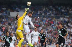 مباراة ريال مدريد وقرطبة