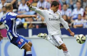 مباراة ديبورتيفو وريال مدريد