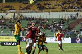 مباراة مصر وجنوب افريقيا للناشئين