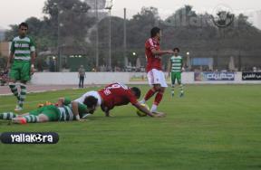 مباراة الأهلي وبلدية المحلة الودية