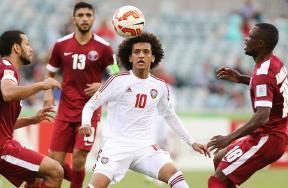 مباراة الإمارات وقطر