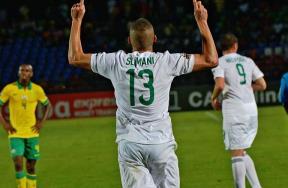 مباراة الجزائر وجنوب افريقيا