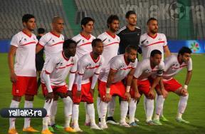 مباراة الأهلي وبتروجيت