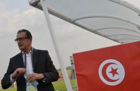 لقاء زامبيا وتونس