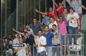 كواليس حضور الجماهير لمران منتخب مصر بأبوظبي