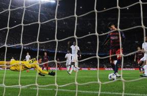 كواليس مباراة برشلونة وروما