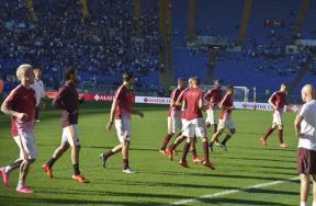كواليس اصابة محمد صلاح في مباراة روما ولاتسيو