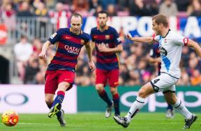 مباراة برشلونة وديبورتيفو لاكورونيا