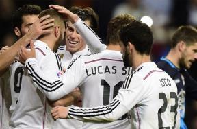 مباراة ريال مدريد وديبورتيفو لاكورونيا