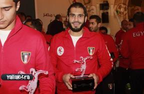 حفل تكريم منتخب مصر لكرة اليد