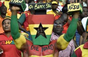 مباراة غانا وغينيا الإستوائية
