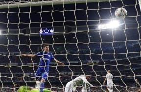 مباراة ريال مدريد وشالكة