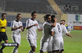 مباراة مصر وغينيا الإستوائية الودية