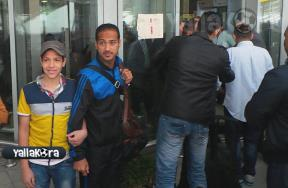 سفر بعثة الأهلي الي المغرب