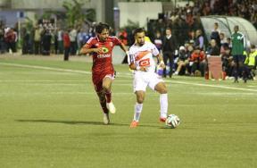 مباراة المغرب التطواني والأهلي