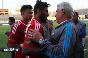 كواليس لقاء الأهلي والمقاولون العرب