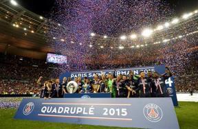 تتويج سان جيرمان بلقب كأس فرنسا