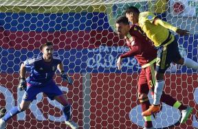 مباراة كولومبيا وفنزويلا