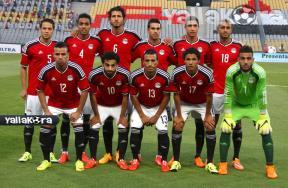 كواليس لقاء مصر وتنزانيا