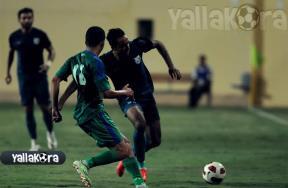 مباراة إنبي ومصر المقاصة