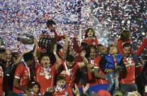 تتويج تشيلي بكوبا امريكا