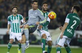 مباراة ريال بيتيس وريال مدريد