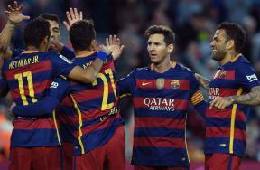 مباراة برشلونة وغرناطه