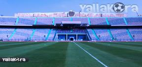 استاد القاهرة جاهز لإستقبال المباريات