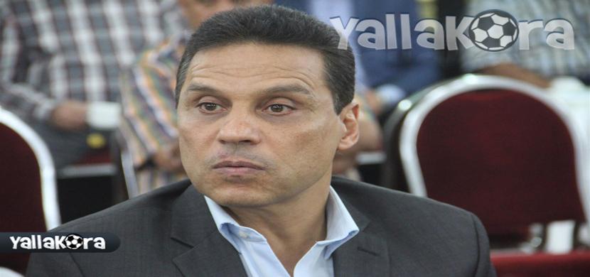 حسام البدرى المدير الفنى للأهلي