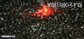حضور جماهيري كبير فى مباراة الزمالك وصنداونز