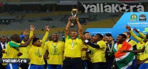 تتويج صنداونز بطلاً لدوري أبطال أفريقيا