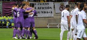 مباراة ليونيسا وريال مدريد