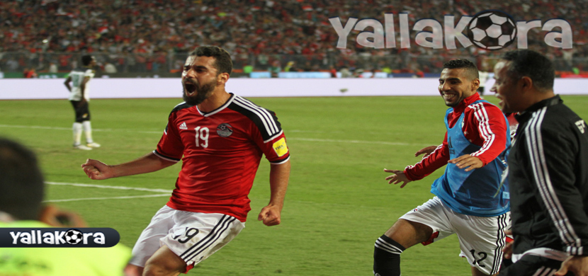 احتفال عبد الله السعيد