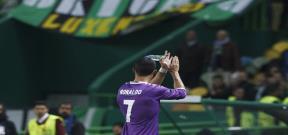 مباراة سبورتينج لشبونة وريال مدريد